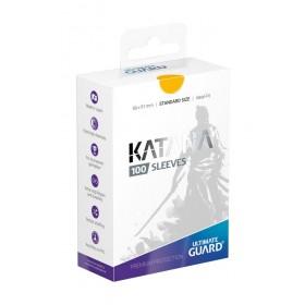 Ultimate Guard Katana Hüllen Gelb (100 Hüllen)