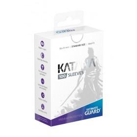 Ultimate Guard Katana Hüllen Weiß (100 Hüllen)