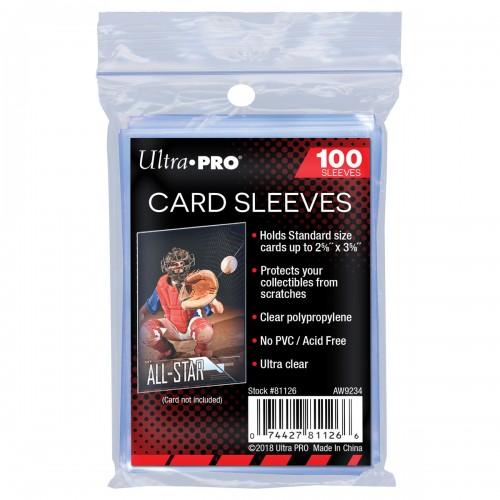 Ultra Pro Soft Card Sleeves (100 Hüllen)