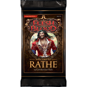 Welcome to Rathe Unlimited Booster Pack -- Englisch