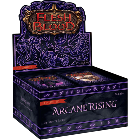 Arcane Rising Unlimited Booster Display -- Englisch