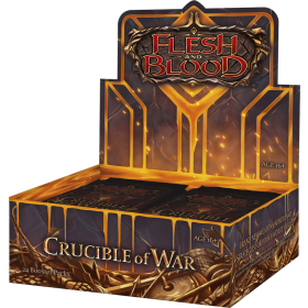 Crucible of War Unlimited Booster Display -- Englisch