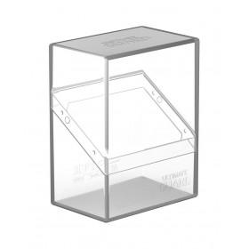 Ultimate Guard Boulder Deck Case 60+ Standardgröße Transparent