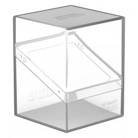 Ultimate Guard Boulder Deck Case 100+ Standardgröße Transparent